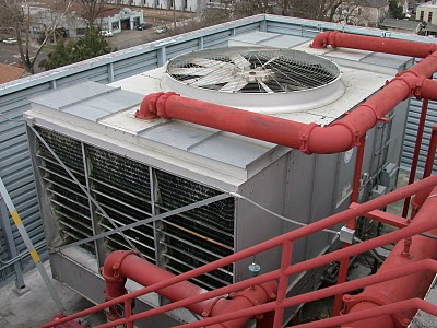 Cooling Towers Offer Water and Energy Savings as Part of Efficient Data Center Cooling Systems